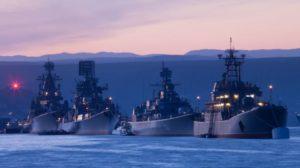 Черноморский флот России