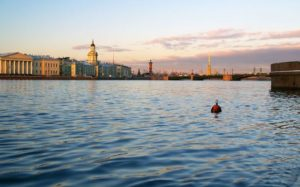 Санкт-Петербург - Нева