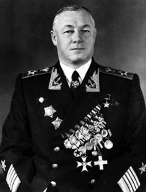 Народный комиссара ВМФ СССР Николай Герасимович Кузнецов